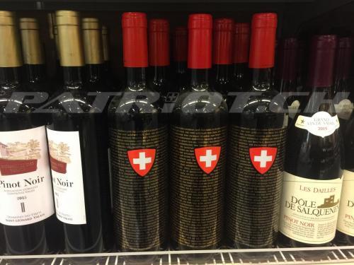 #rotwein #wein #rütlischwur #schweizerkreuz