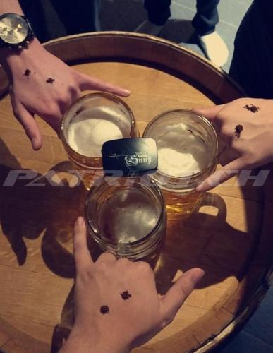 #schnupfen #priis #bier
