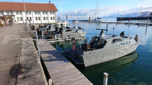 #motorbootkompanie #swissmarine #p80 #armee #militär #hafen #romanshorn
