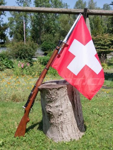 #karabiner #karabiner31 #bajonett #schweizerfahne