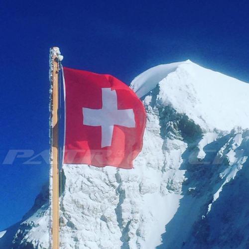 #fahne #jungfraujoch #topofeurope