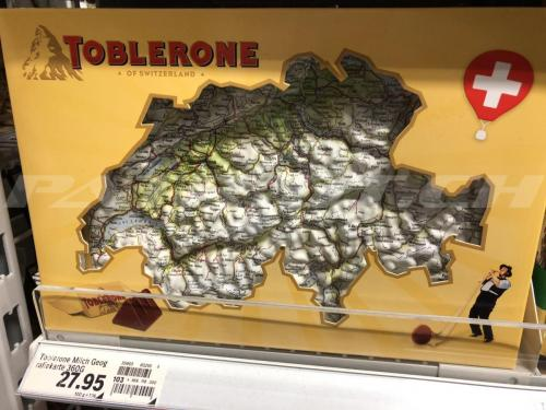#schweiz #karte #toblerone #schokolade #swissmade