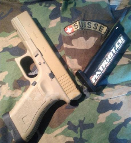 #waffen #pistole #glock17