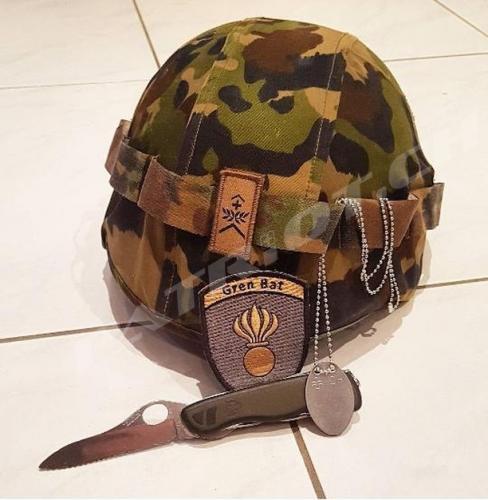 #helm #grenadier #swissarmy #semperfi #semperfidelis #immertreu #sackmesser #grabstein
