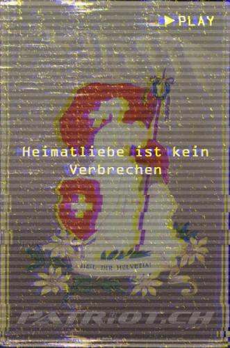 #heimatliebe #helvetia #vaporwave #kunst #musik #retro #patrioten #patriotch