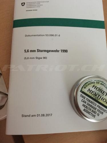 #waffenrecht #schnupf #stgw90 #sig550