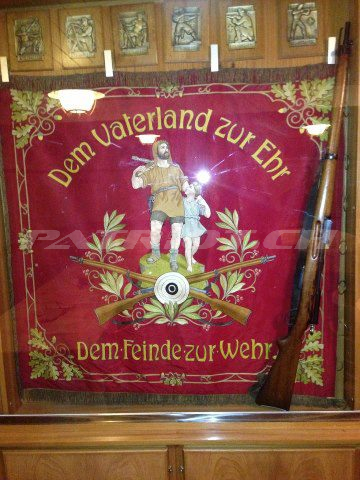 #wilhelmtell #vaterland #waffenrecht #fahne