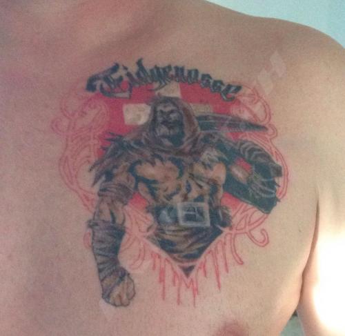 #tattoo #tattoos #eidgenosse dankä hans !