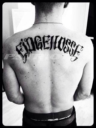 #tattoo #tattoos #eidgenosse