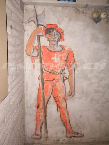 #ww2 #bunker #muotathal #schwyz #hellebarde