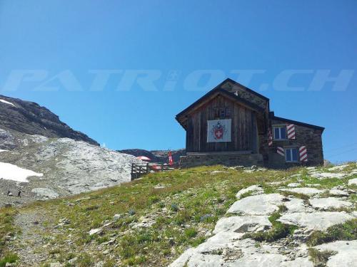 #glacier3000 #cabane #schweizeralpenclub #sac