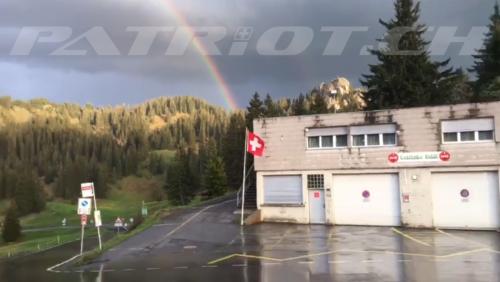 #ibergeregg #schwyz #regenbogen