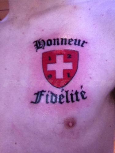 #tattoo #tattoos #honneurfidélité #1291