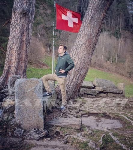 #rütli #rütliwiese #fahne
