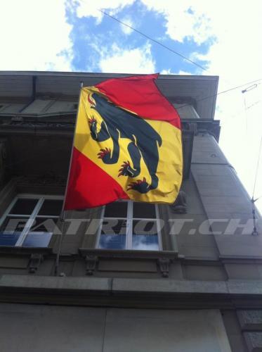 #fahne #bern