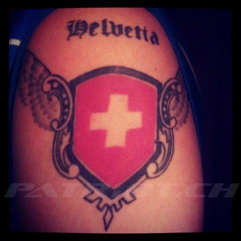 #tattoo #tattoos #helvetia