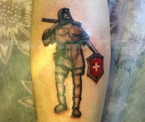 #tattoo #tattoos #wilhelmtell #guillaumetell