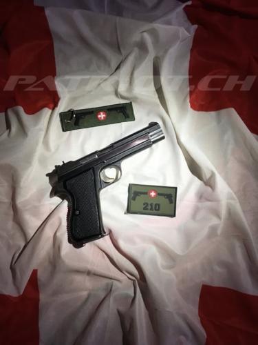 #waffenrecht #pistole #sigp210 #p210 #fahne