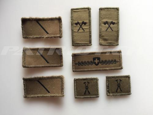 #swissarmy #armee #militär #abzeichen #pontonier #genieschule