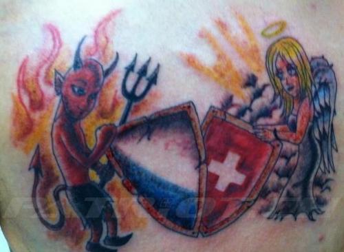 #tattoo #tattoos #züri #zürich #schwiiz #schweiz  #wappen