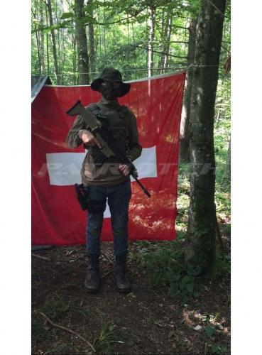 #waffen #softair #fahne #camp