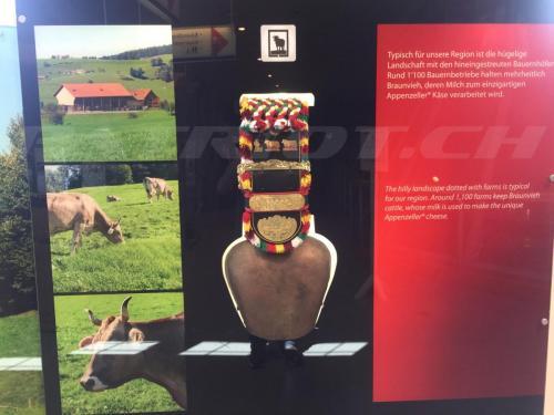 #appenzell #appenzellerschaukäserei #käse #glocke