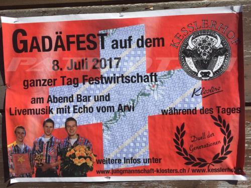#gadäfest #tradition #schweizerkreuz
