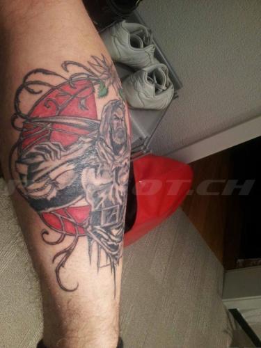 #tattoo #tattoos #wilhelmtell #edelweiss