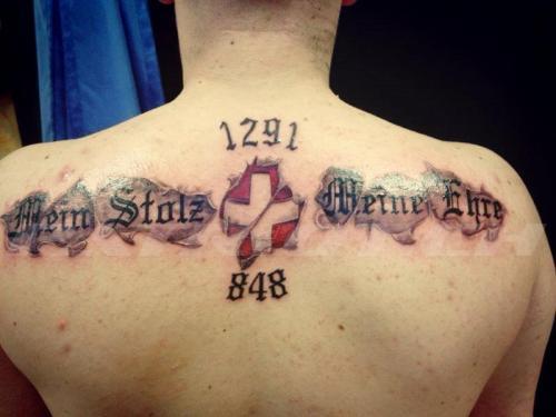 #tattoo #tattoos #meinstolzmeineehre #1291 #848