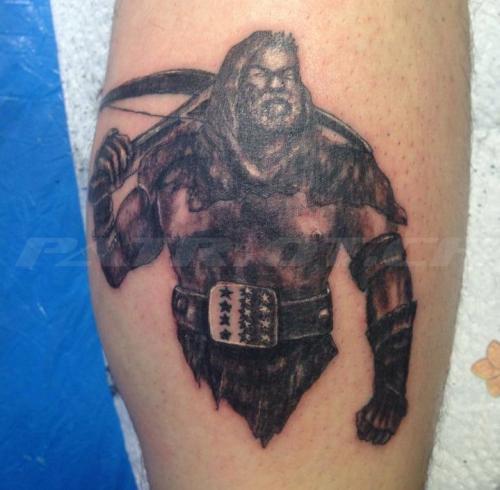 #tattoo #tattoos #wilhelmtell #armbrust #wallis #valais