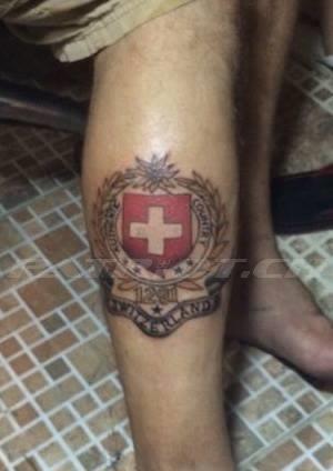 #tattoo #tattoos #1291 #edelweiss #wappen #schweizerkreuz #switzerland