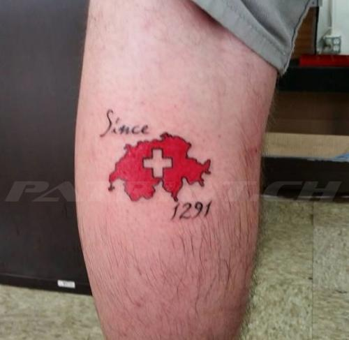 #tattoo #tattoos #1291 #schweizerkreuz #grenze #proborder